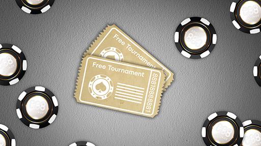 Бездепозитные бонусы 888poker
