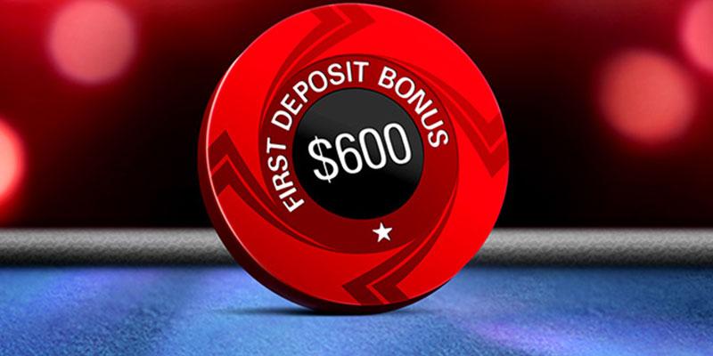 Бонус pokerstars
