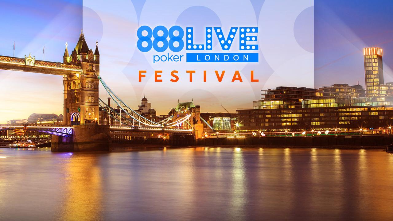 Лондонский покерный фестиваль