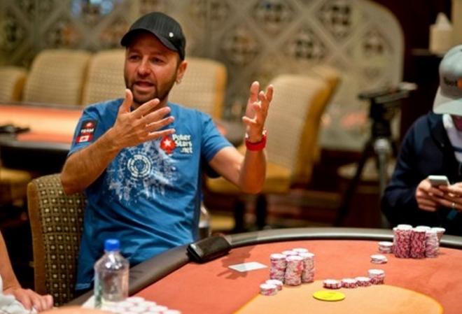 Даниэль Негреану о новой идее покерной серии
