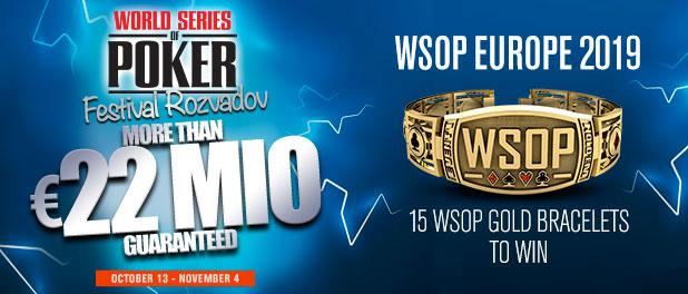 Европейская покер серия 888