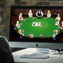 Как научиться играть в покер-онлайн с нуля