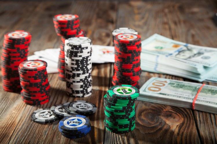 Успех в покере