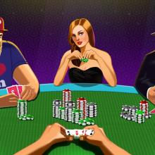 Научись правилам онлайн-покера и начни зарабатывать!