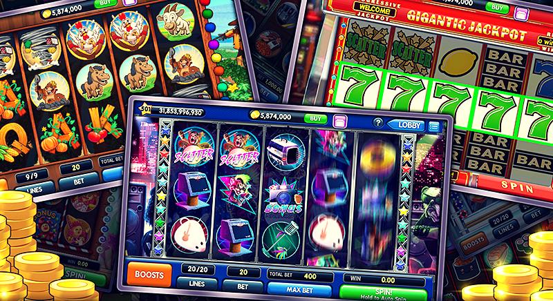 игры в онлайн-казино